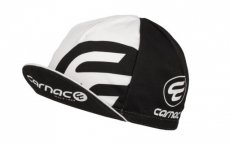 CARNAC CYCLING CAP ZWART/WIT