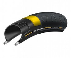 CONTINENTAL SUPERSPORT PLUS 700 X 25C VOUWBAND