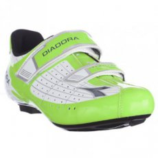 Diadora Phantom SPD-SL Road Shoes GROEN/WIT