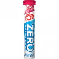 High5 Zero sportdrank met elektrolyten (20 tabletten) BERRY