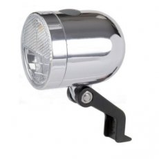 IKZI  LIGHT RETRO VOORLICHT 10 LUX CHROME