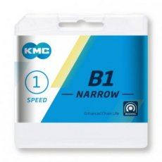 KMC B1 Narrow Silver voor Tour, City & Fixed Gear