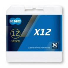 KMC X12 Black Tech voor Race & Cross