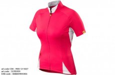 MAVIC CLOUD WOMEN JERSEY ROOD