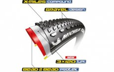 MIPO11 MICHELIN POWER GRAVEL 700 X 33C