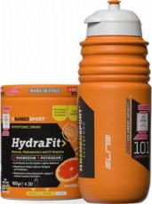 NAMED1 NAMEDSPORT HYDRAFIT  RED ORANGE 400 GR