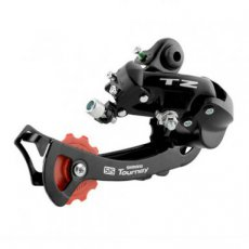 SHIMANO TOURNEY TZ50 6 SPEED ACHTERVERSNELLING