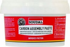 SOUDAL11 SOUDAL CARBON  ASSEMBLY PASTE  200 ML