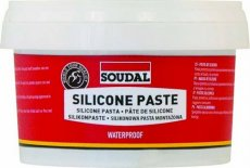 SOUDAL12 SOUDAL SILICONE PASTE 200ML