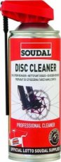 SOUDAL DISC CLEANER 400ML