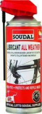 SOUDAL AL WEATHER LUBRICANT 400 ML