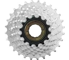 SUNRACE VRIJWIEL 7 SPEED 14-28 T
