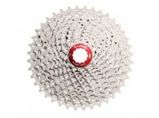 Sunrace Cassette 11-40T 10 Speed Metallic