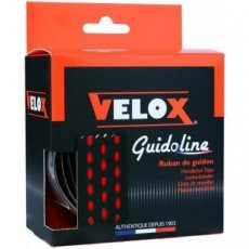 VELOX BI-COLOR ZWART/ROOD 3,5 MM