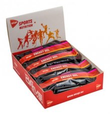WCUP  12 ENERGY GELS CHERRIES