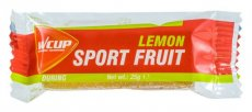 WCUP SPORT FRUIT LEMON 25G