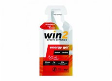 WIN2 ENERGY GEL AARDBEI/KIWI